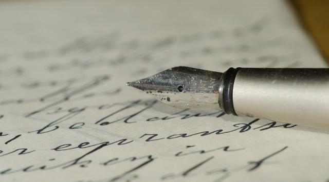 Czy zwracasz uwagę na pismo?