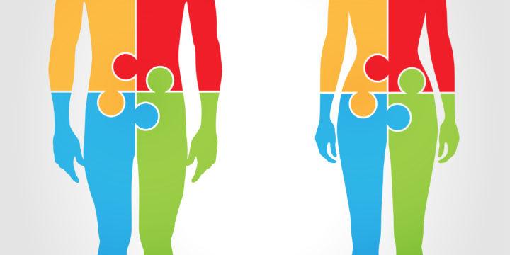 Rainbow Map – nowe narzędzie wspomagające terapię owielowymiarowym zastosowaniu
